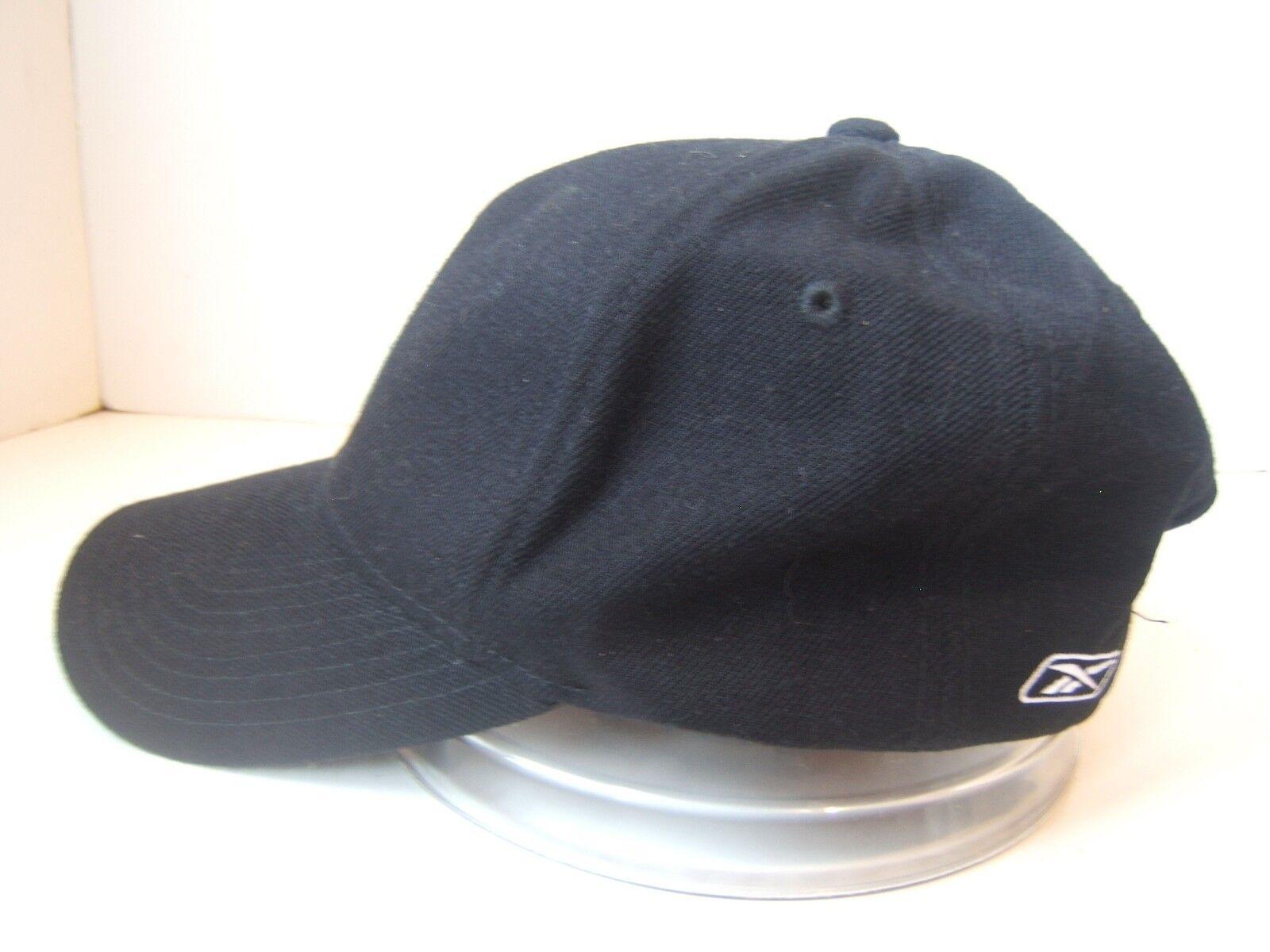 Pittsburgh Steelers NFL Football Hat Black Cap Reebok Hook Loop Baseball Cap  Black . d3abb100a1