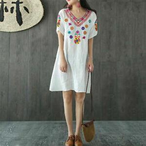 Kleid Gr. 48 neu Ethno, Hippie, Boho Style | eBay