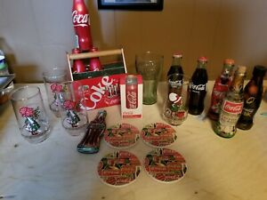 Vintage-coca-cola-collectibles-lot