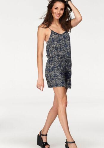 Aniston overall. con Perline Ornamentali applicazione, Marine-Stampato. NUOVO!!! SALE%%%