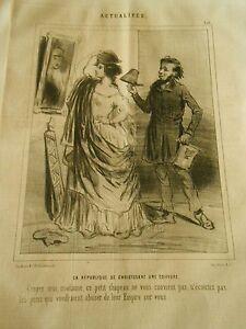 Litho-1848-La-Republique-se-choississant-une-Coiffure