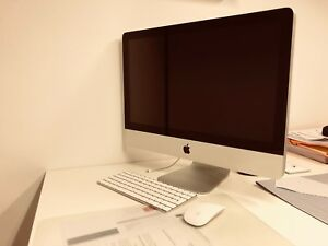 "Apple Desktops & All-in-ones Apple Imac 21.5"" Core I5 4x2.5ghz Finales 2011-16gb Ram Ssd 256 Gb Yet Not Vulgar"