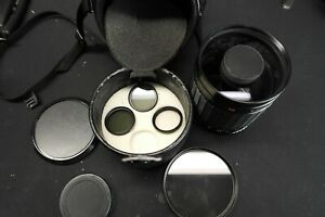 Quantaray-500mm-F-8-Mirror-reflex-telephoto-lens