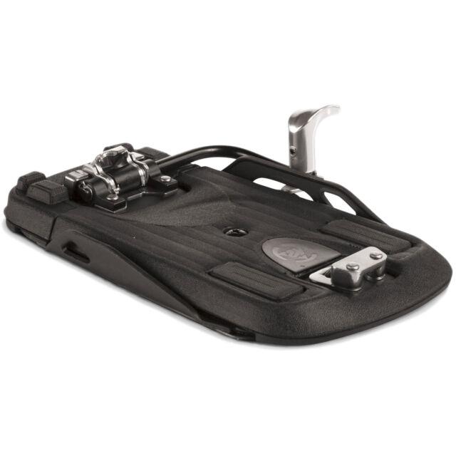 2020 K2 Clicker Unisex Snowboard Bindings-os-blk For Sale
