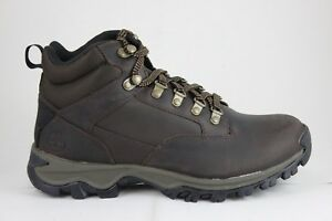 timberland homme maron