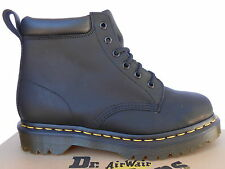 Dr Martens 939 Greasy Black 11292001 Ben Boots Bottes Montantes 40 UK6.5 Neuf