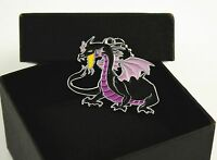 Disney Maleficent Dragon Pendant Charm Necklace from Sleeping Beauty