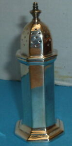 Vintage-Mappin-amp-Webb-Silver-Plate-Salt-Pot