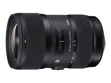 Sigma 18-35mm F1.8 DC HSM Lens for Nikon