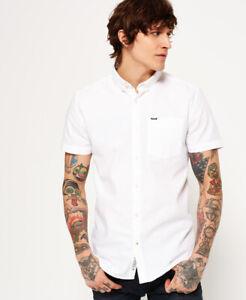 Details zu Superdry Herren Ultimate Oxford Hemd