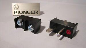 Pioneer-SX-828-SX-727-SX-626-QX-8000-Speaker-Plug-2-New-Plugs-K72-007-amp-AKM-003