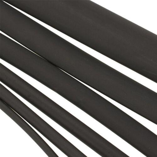 5 Größe Schwarz 2:1 Schrumpfschlauch Schlauch Schläuche 2-10mm 5M
