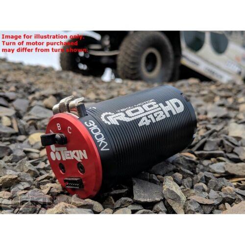 Tekin TT2632 2300kv Roc412 Hd Element Proof Rock Crawler brushless Motor