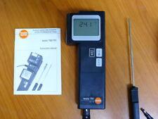 Testo 701 Precision Thermometer
