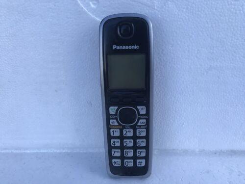 Panasonic KX-TGA410B  Cordless Expansion Handset Phone KX-TGA410