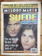Melody Maker 24/9/94 Suede cover, Andrew Weatherall, Ride, The God Machine