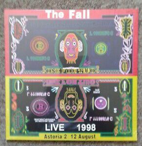 The-Fall-Live-Astoria-1998-Vinyl-Record-Sealed-Mint