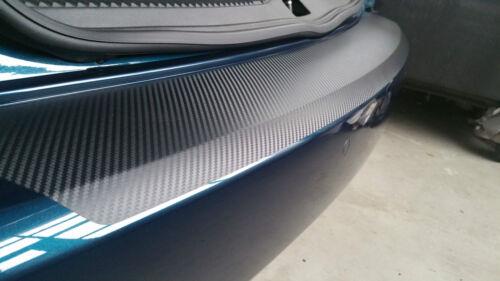 Lackschutzfolie Ladekantenschutz Folie passend für Opel Corsa E 5-türer ab 2015