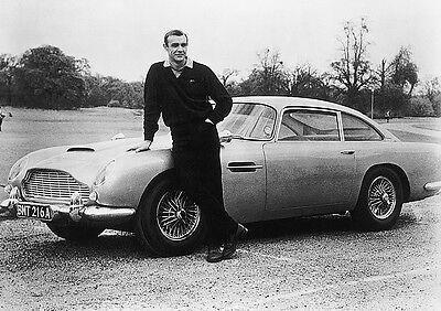 Aston Martin Db5 Poster Goldfinger Qualität Large Gratis P P Wählen Sie Ihre Größe Ebay