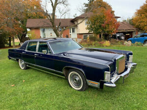 1979 Lincoln collectors series one of 197