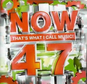 NOW-THAT-039-S-WHAT-I-CALL-MUSIC-VOLUME-47-various-2X-CD-compilation-2000-pop