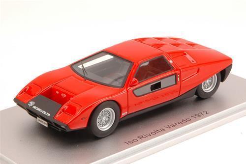 Iso Rivolta Varougeo 1972 rouge 1 43 Kess Model KS43041010 KS43041010 KS43041010 91f6b8