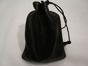 Soft-Leather-Drawstring-Pouch-for-Taxi-Travel-ideal-for-Change-and-Phone-Camera