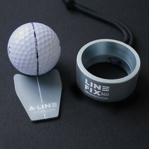 GROOVEFIX-GOLF-BALL-LINE-MARKER-amp-PUTT-ALIGNMENT-MARKER-BULL-SHAPE-BUNDLE