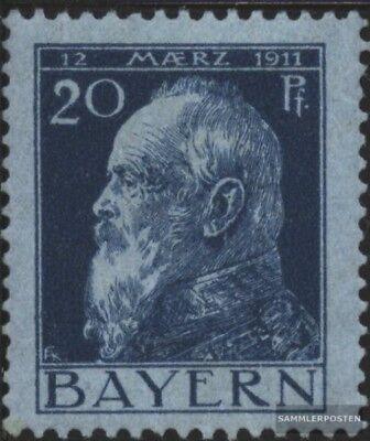 Deutschland Briefmarken Bayern 79ii Gestempelt 1911 Prinzregent Luitpold Um Eine Hohe Bewunderung Zu Gewinnen Und Wird Im In Und Ausland Weithin Vertraut.