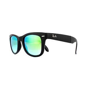 lunette ray ban wayfarer noir mat