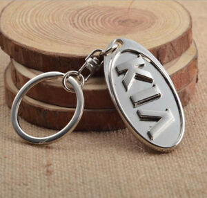 Car-Keyring-Key-Chain-Stainless-Steel-Badge-Emblem-KIA-Quality-Made-Chrome-Plate