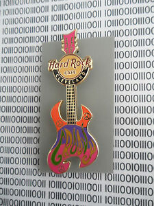 Hard-Rock-Cafe-Cleveland-2007-Peace-Guitar-Limited-Edition-HRC-Series-Pin