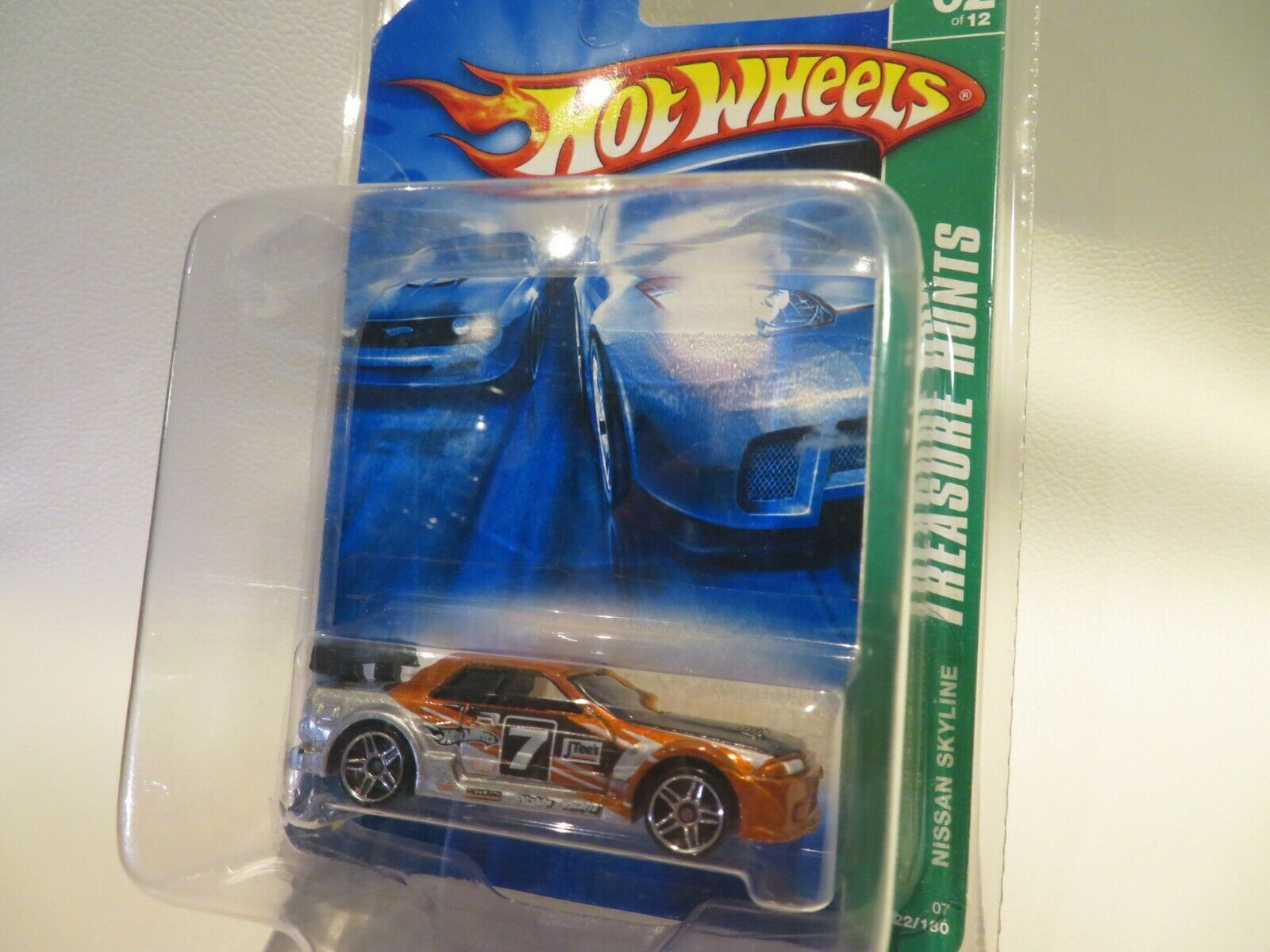 Hot  Wtalons Nissan Skyline GT-R (R32) TREASURE HUNTS HOTWtalons  livraison éclair