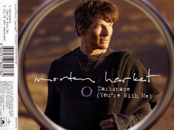Morten Harket / A-Ha - DARKSPACE - CD Single © 2008 (new & sealed)
