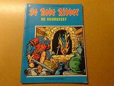 STRIP / DE RODE RIDDER 13: DE VUURGEEST   Herdruk 1980