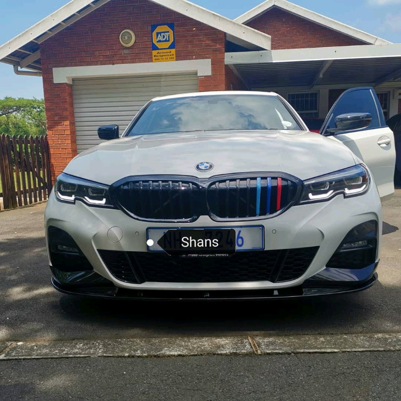 BMW 3 series G20 Front Lips