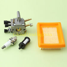 Carburetor Air Fuel Filter For Stihl FS400 FS450 Rep 4134 141 0300 Trimmer