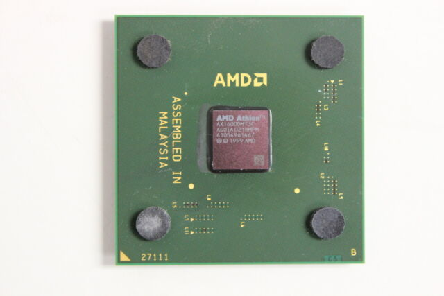 AMD AX1600DMT3C  1600+ ATHLON XP 1.4GHZ CPU PROCESSOR