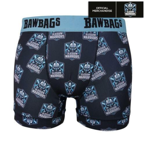 Bawbags New Cool de sacs Glasgow Warriors technique Boxer Shorts