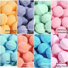 10 Assorted Chill Pills/Mini Marble Bath Bombs