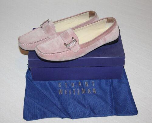 Schicke gr Weitzman Damen Mokassins Edle Designer Super Slipper Schuhe 40 Stuart 0zgqpxp