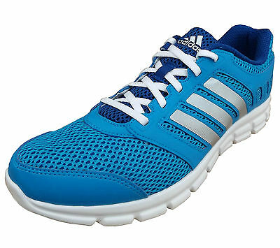 adidas Men's Performance Breeze 101 Lightweight Running Trainers Shoes blue