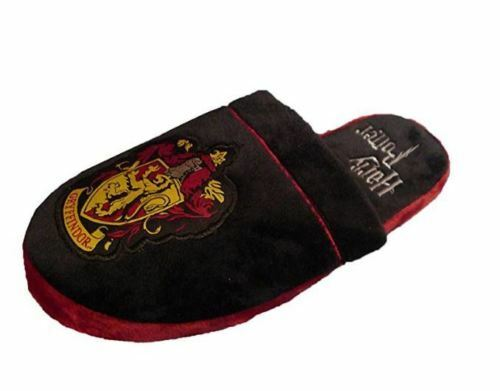 Gryffindor Harry Potter Slippers Med UK Size 5-7