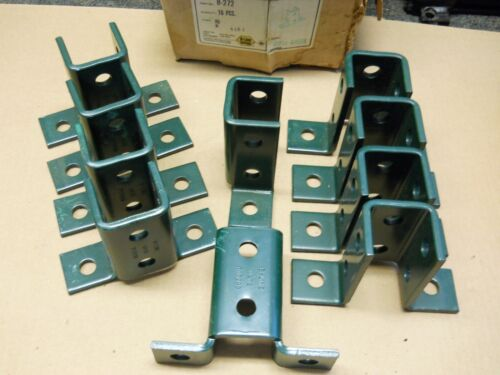 NEW IN BOX SET OF 10 B-LINE SYSTEMS B-272 CHANNEL WING FITTINGS P//N 71729B