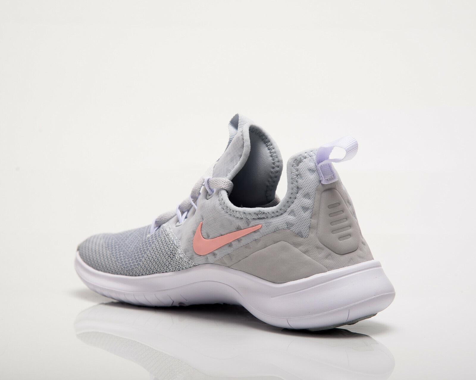 Nuevo en Caja Nike Free Tr 8 Zapatillas Platino Puro Storm Storm Puro rosado 942888-006 Mujer ef7711