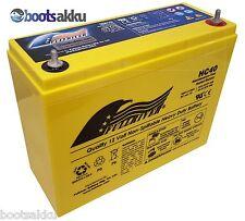 FULLRIVER HC40 AGM Akku 12V 40Ah wie Hawker SBS 40 o.PC1100 Starterbatterie Boot