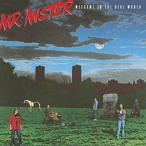 Mr Mister - Welcome to the Real World [New CD] Bonus Tracks, Deluxe Edition, Rms