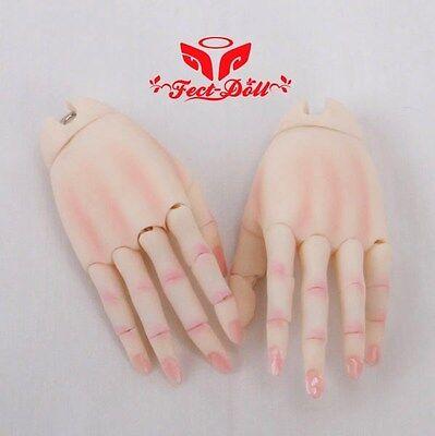 1/4 Jointed Hands MSD FD BJD unisex hands mini super dollfie FECT Free shipping