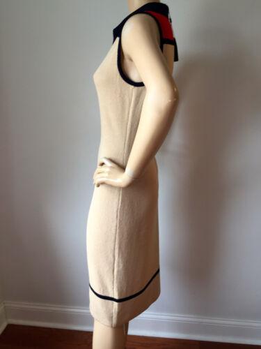 2 St schede Santana Beige Nwt gebreide jurk John maat Latte 4qPvwB