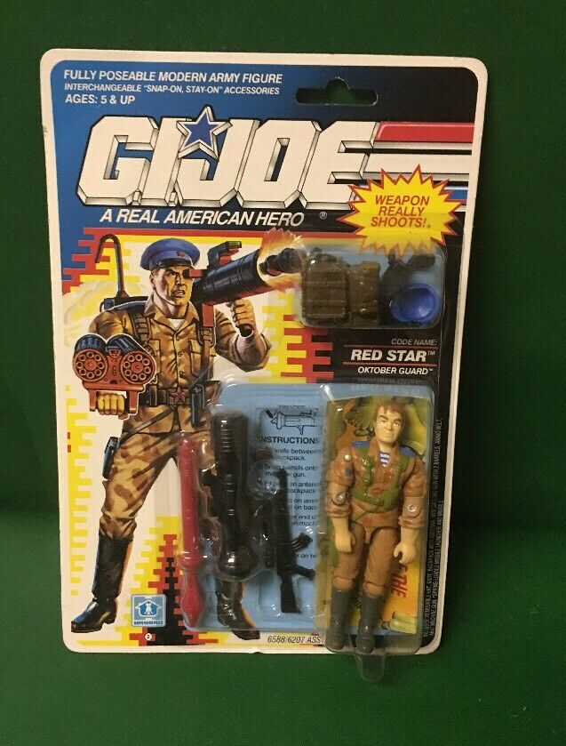 1990 GI Joe ROT STAR